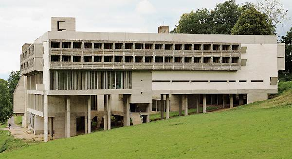 Photo - Couvent de La Tourette