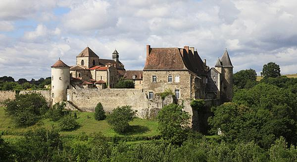 Photo - Abbaye Saint-Vincent-de-Chantelle
