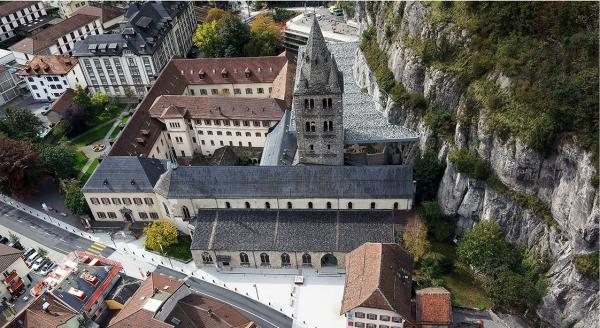 Photo - Abbaye de St-Maurice d'Agaune